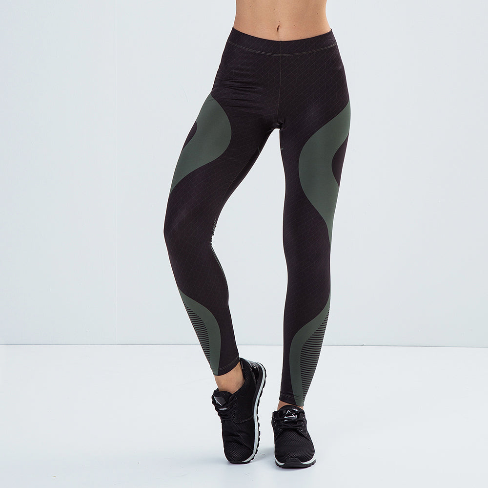 Legging Printed Curves