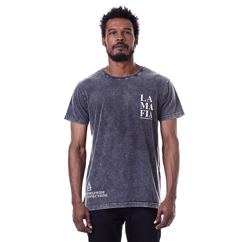 T-Shirt La Mafia Graphic Tees Connections