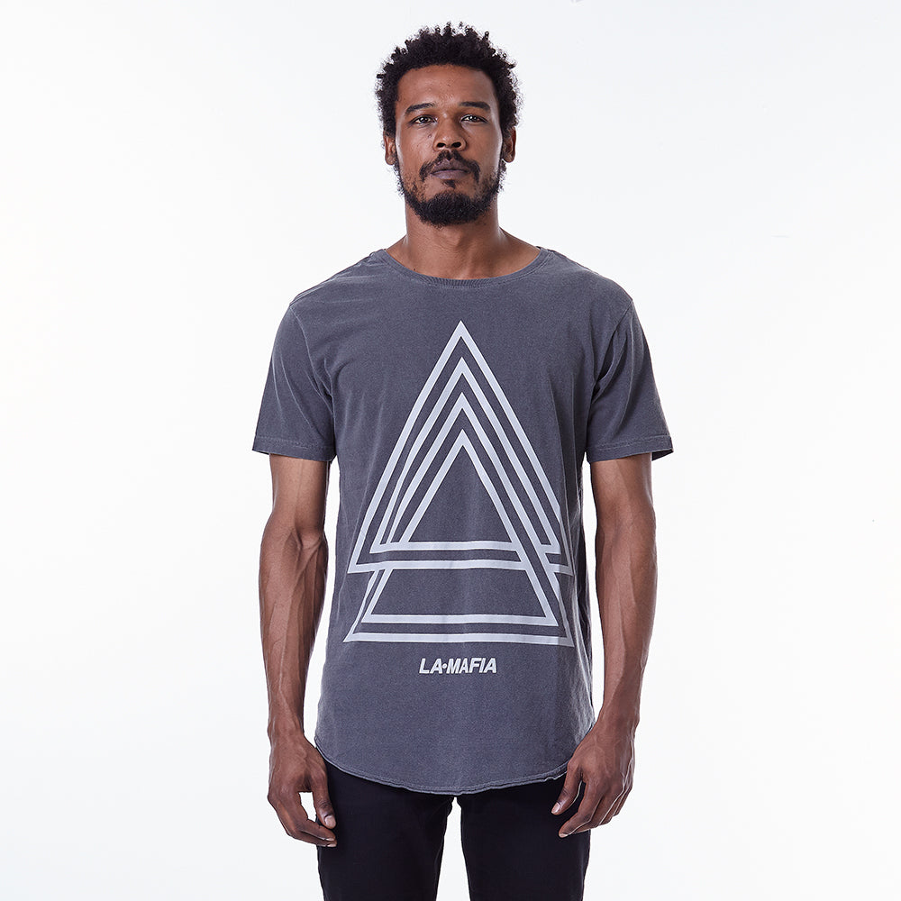 T-Shirts La Mafia Graphic Tees Triangles