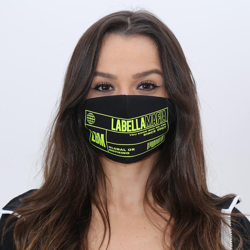 LABELLAMAFIA MASKS - Pack of 4