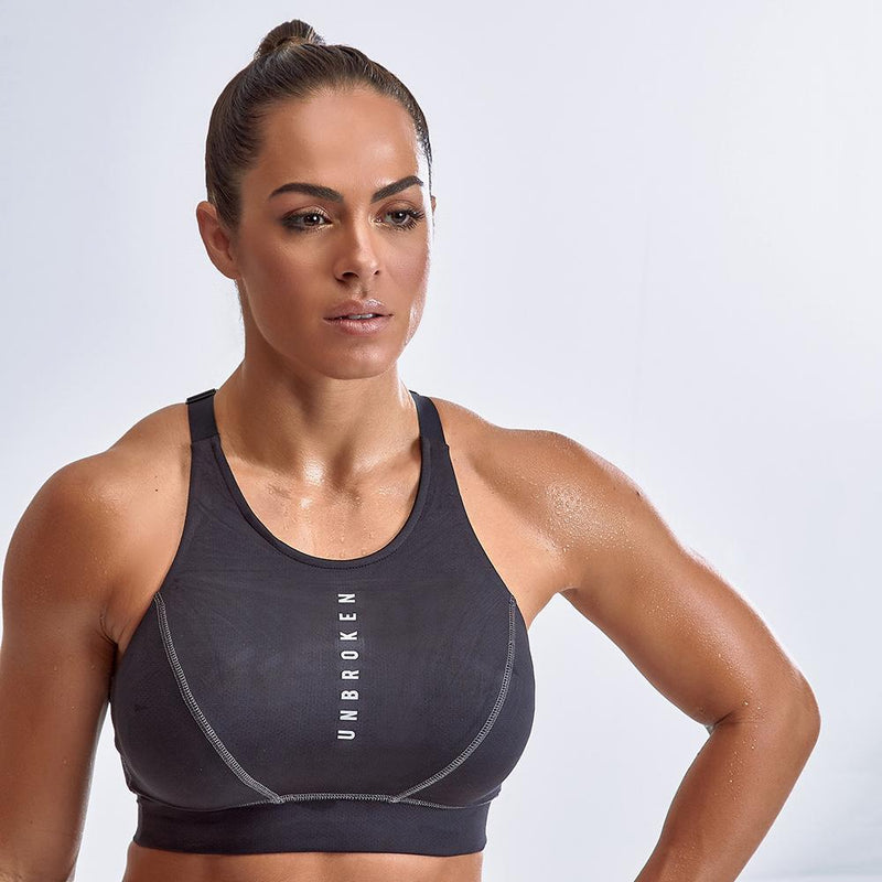 Grey Stone Cross Training Top