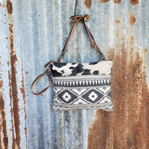 Tribal Band  Cross Body Front