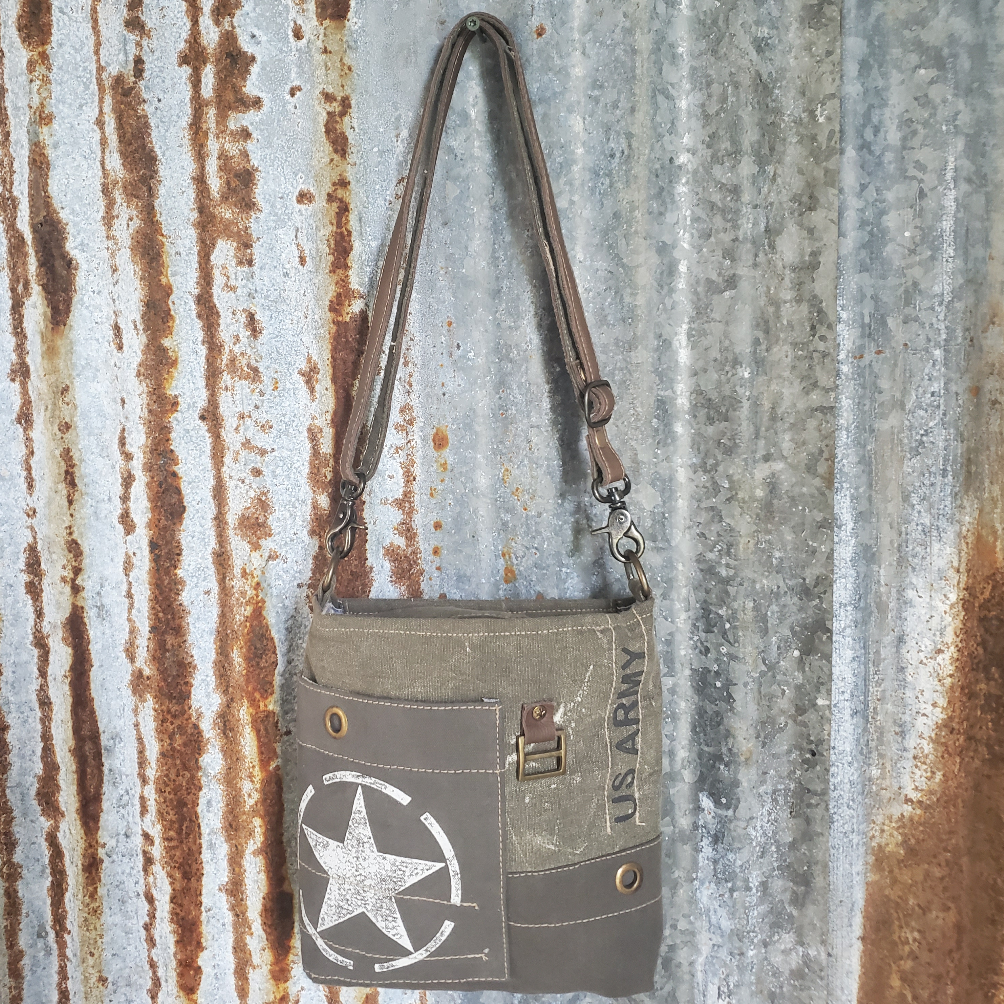 US Army Cross Body Front