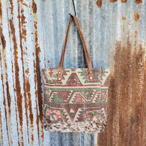 Indian Summer Tote Front
