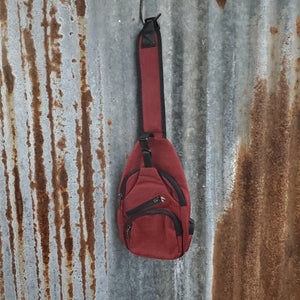 Red Anti Theft Sling Med