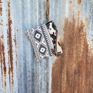Tribal Band  Cross Body Side