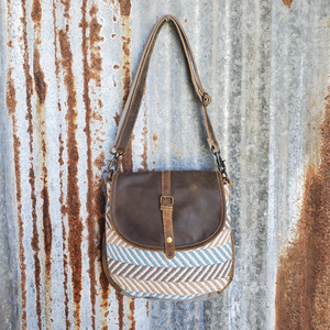 Sideline Canvas Cross Body Front