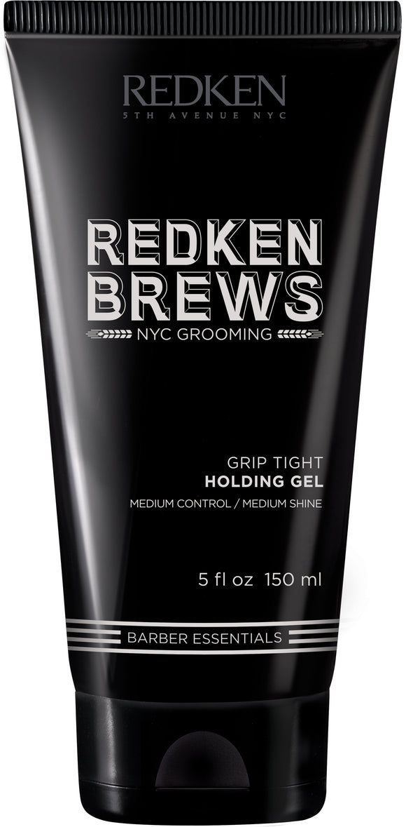 Redken Brews Grip Tight Holding Gel - TanglesOnline.Com
