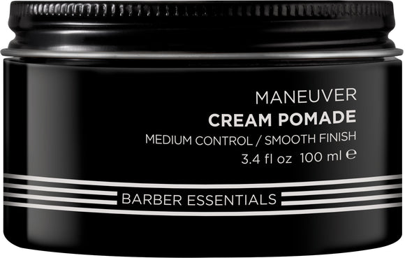 Redken Brews Maneuver Cream Pomade - TanglesOnline.Com