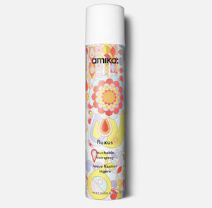 Amika Fluxus Touchable Hairspray 8oz - TanglesOnline.Com