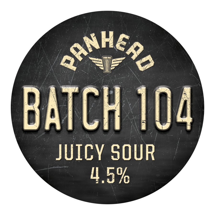 Batch 104 Juicy Sour