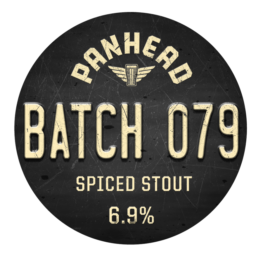 Batch 079 Spiced Stout