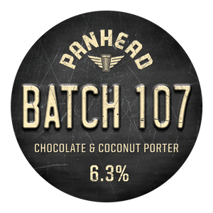 Batch 107 Chocolate & Coconut Porter