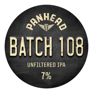 Batch 108 Unfiltered IPA