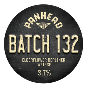 Batch 132 Elderflower Berliner Weisse