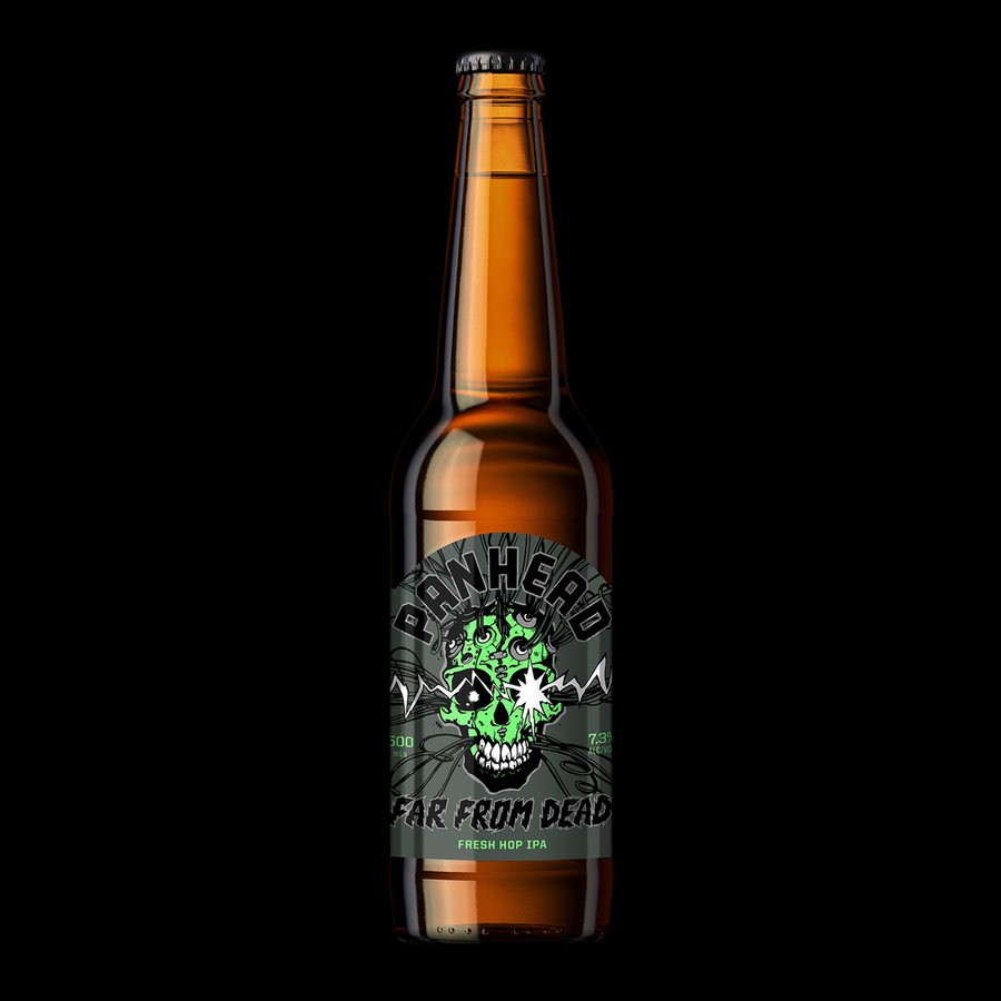 Far From Dead Fresh Hop IPA
