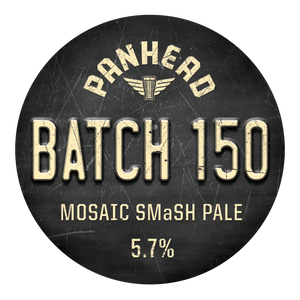 Batch 150 Mosaic Smash Pale