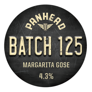 Batch 125 Margarita Gose
