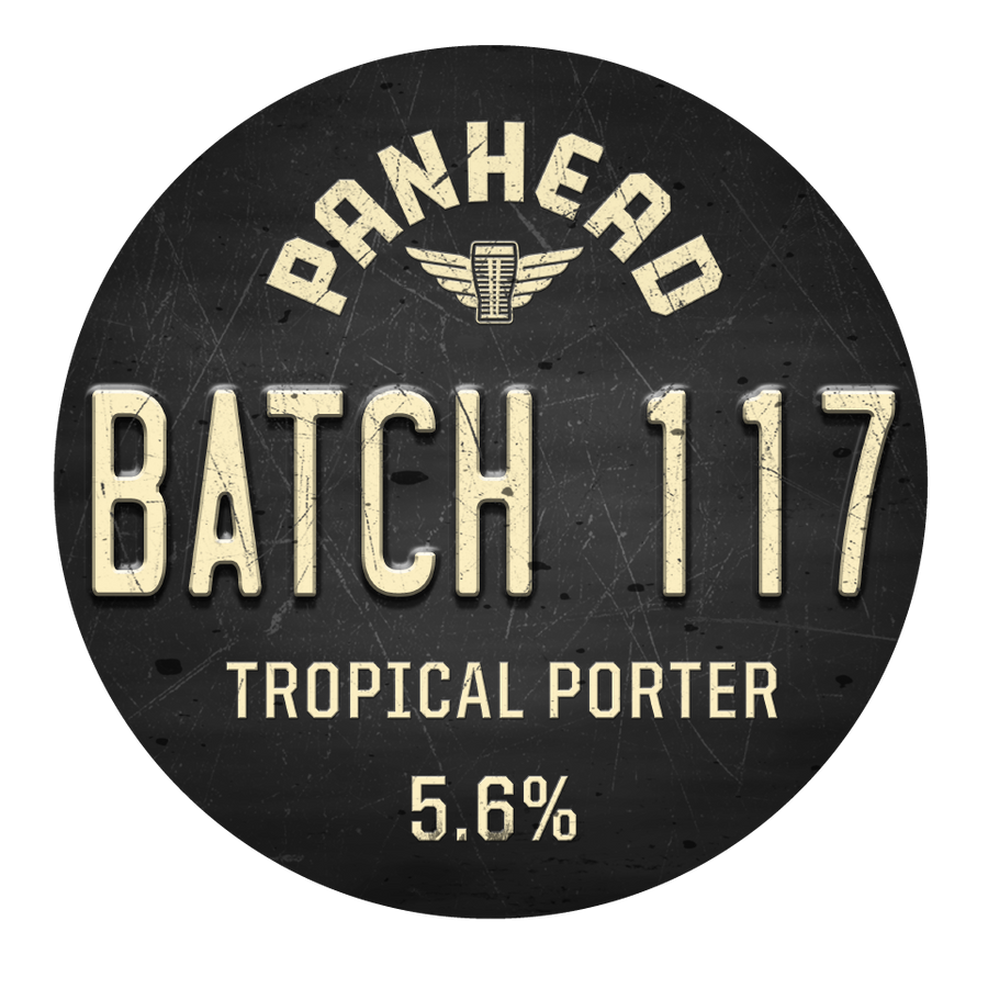 Batch 117 Tropical Porter