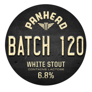 Batch 120 White Stout