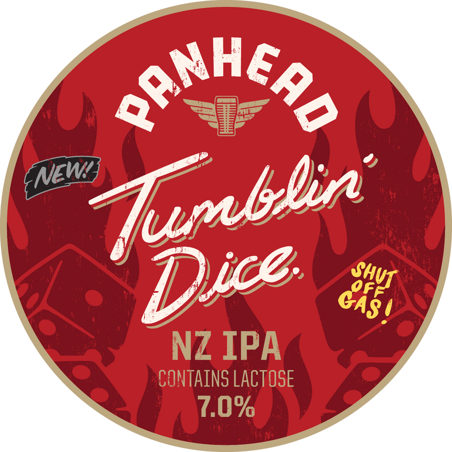 Tumblin' Dice NZIPA 2pack