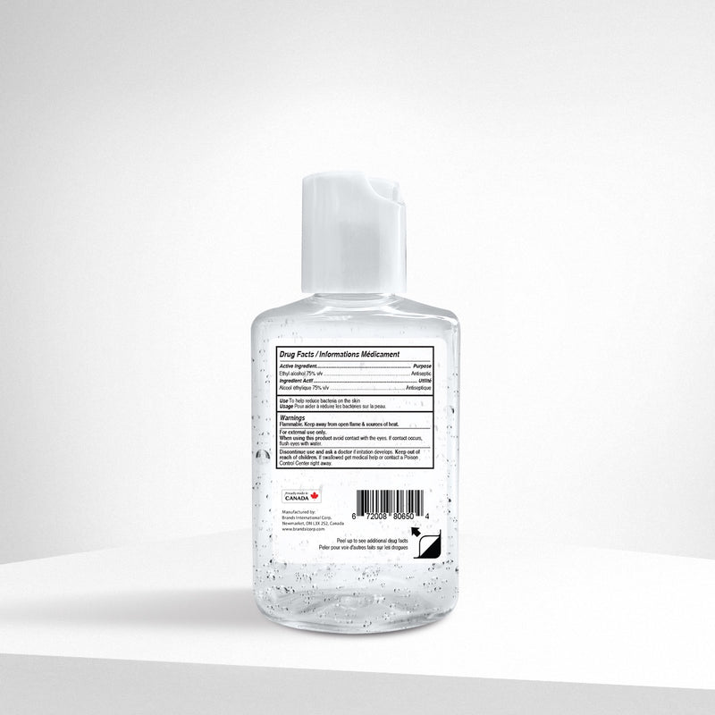 75% Germs Be Gone - 59mL (2oz)