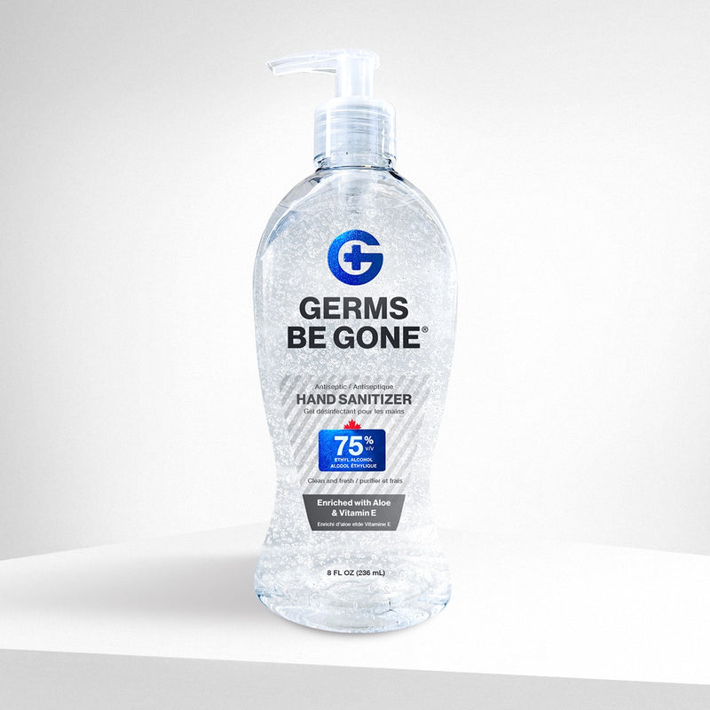 75% Germs Be Gone - 236mL (8oz)
