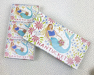 Soap * Nantucket Mermaid Glycerine Boxed Set