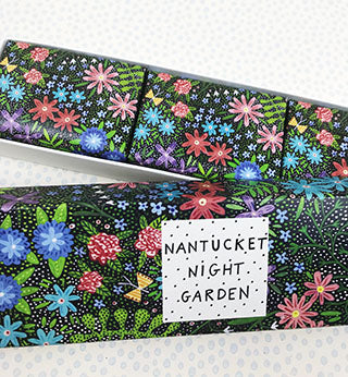 Soap * Nantucket Night Garden Boxed Set