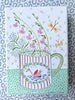Original Artwork * Flowers In A Mug * Swan Song