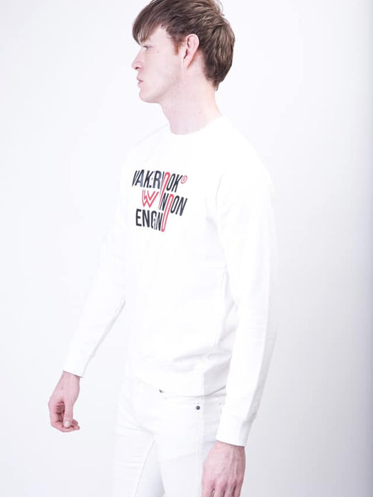 WAKERLOOK GRADUATE HEAVYWEIGHT SWEAT