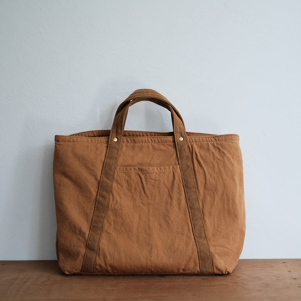 TEJIKA|CUSTOM BAG( camel × camel )