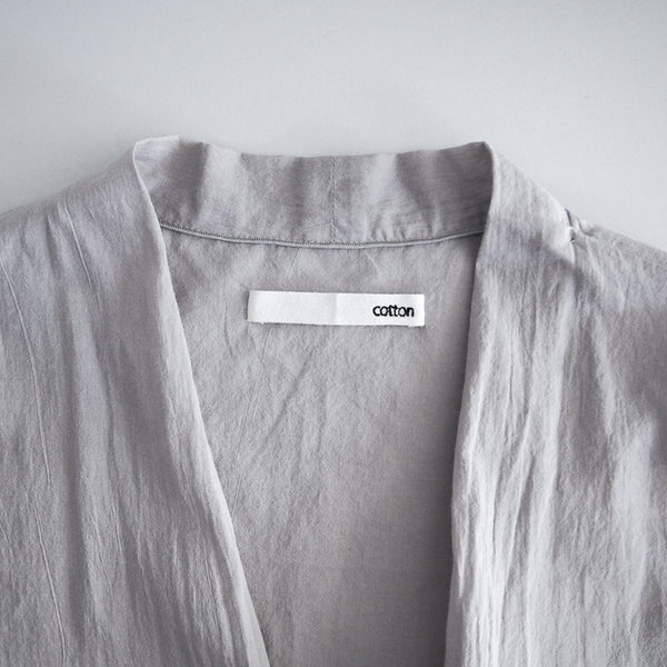 evam eva|gather robe