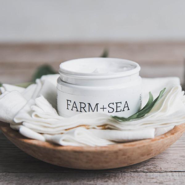 Farm + Sea Lotion 4oz