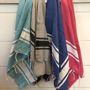Fouta Towel, Bright