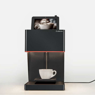 FoodBot Coffee Foam Milk Printer