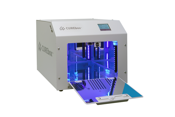 CUREbox UV Post-Cure Chamber