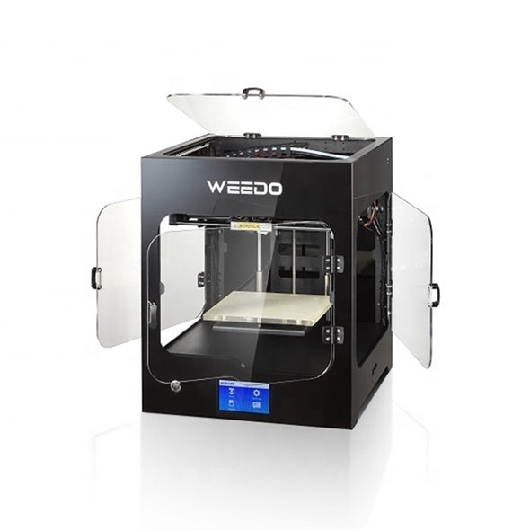 Weedo F290 Dual Extruder FDM 3D Printer