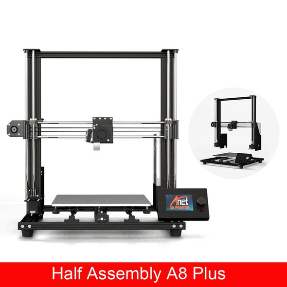 Anet A8 Plus FDM DIY 3D Printer