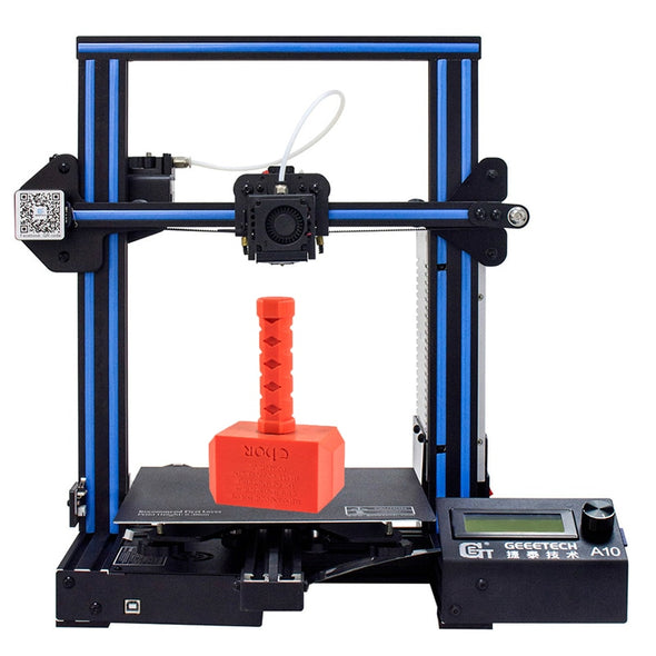 GEEETECH A10 FDM 3D Printer
