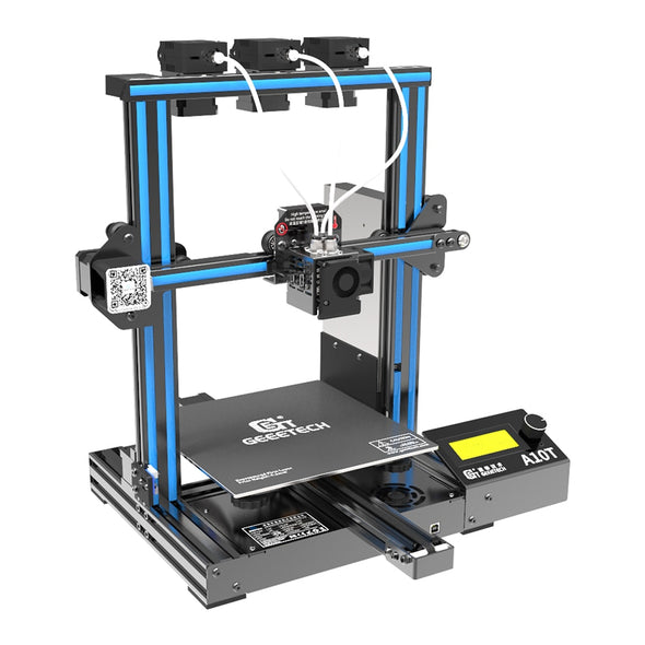 Geeetech A10T Mixed Color FDM 3D Printer