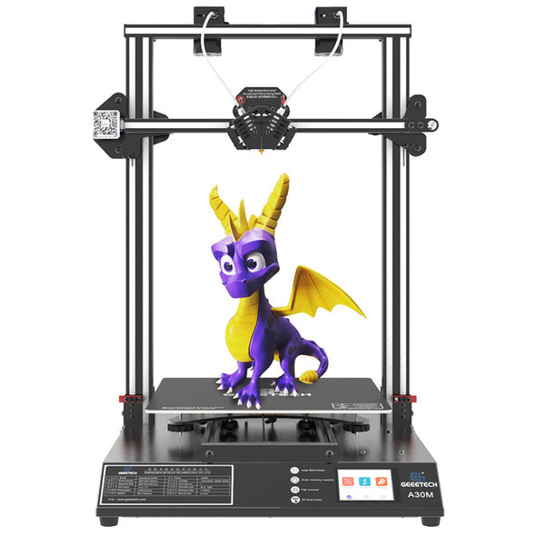 GEEETECH A30M Mixed Color FDM 3D Printer