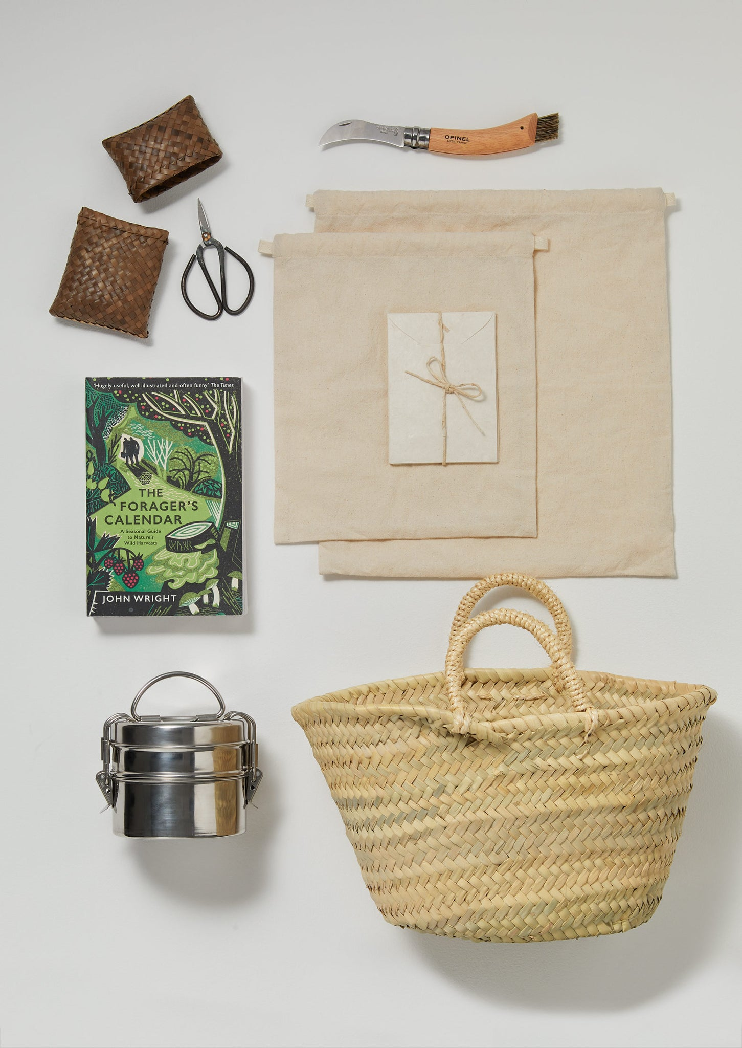 Foraging Hamper | Multi