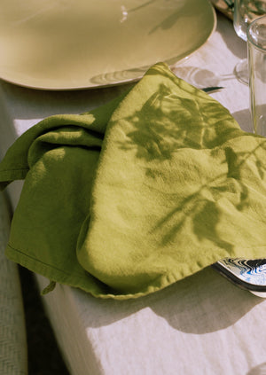 Washed Linen Napkin | Quince