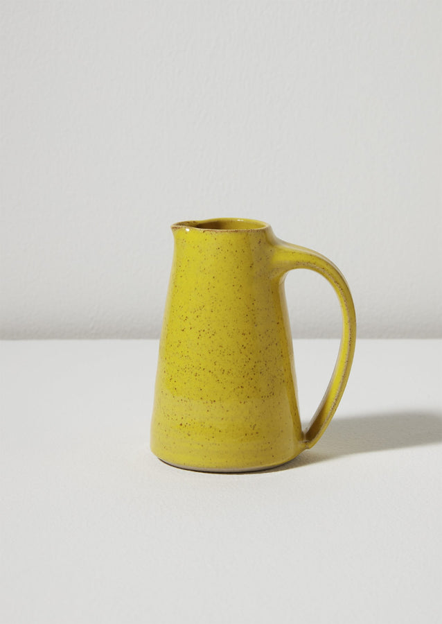 Lucy Rutter Small Jug | Yellow