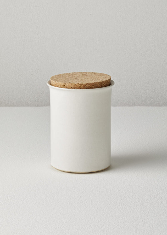 Cara Guthrie Tea Caddy | Chalk