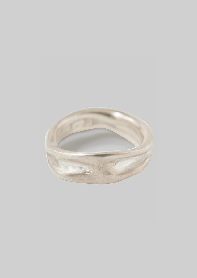 Emma Aitchison Swell Ring | Silver