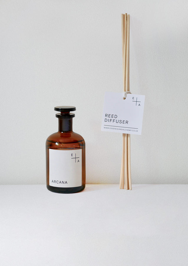 Essence and Alchemy Arcana Reed Diffuser | Arcana