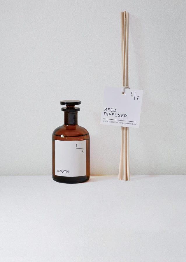 Essence and Alchemy Azoth Reed Diffuser | Azoth