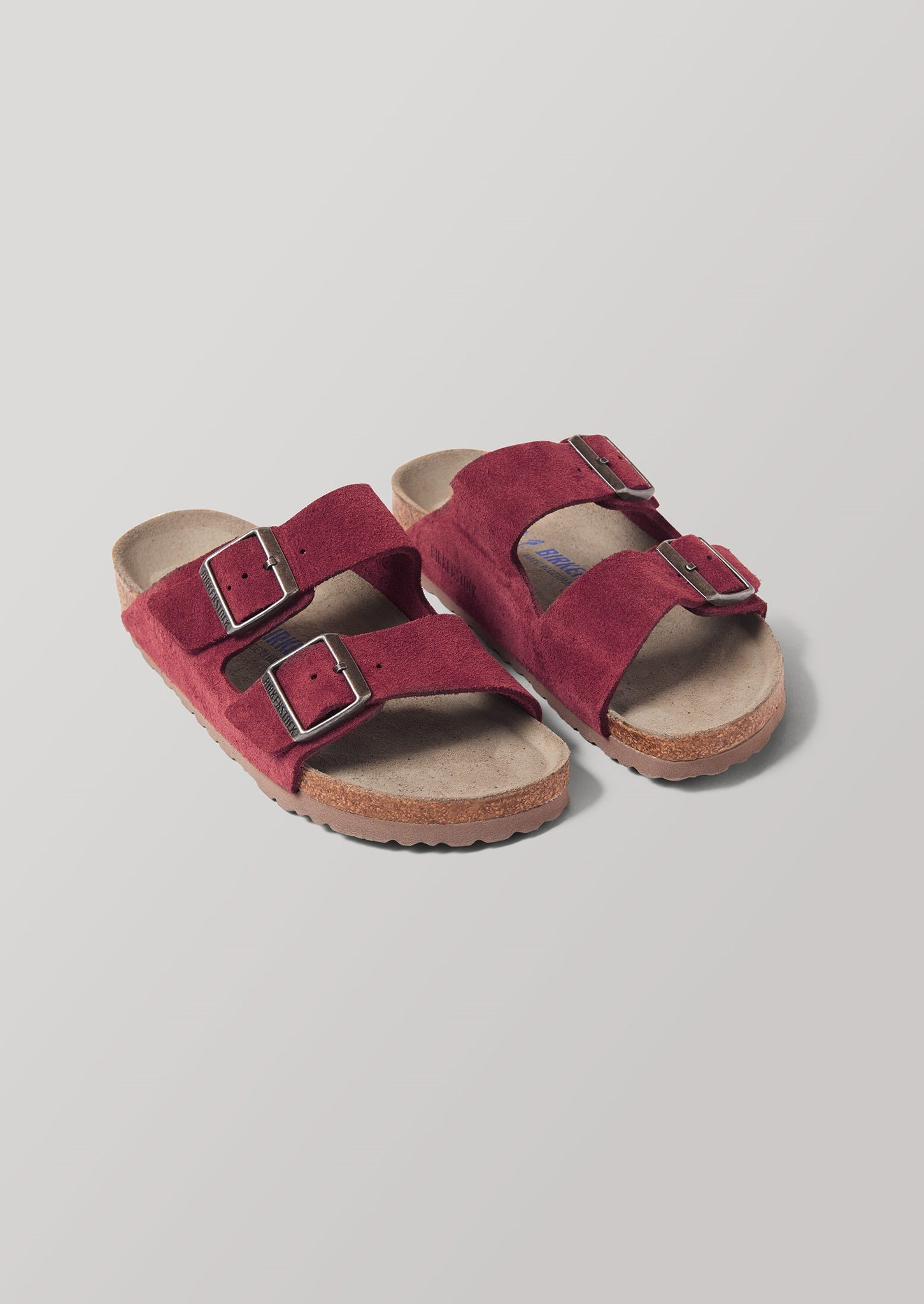 Birkenstock Arizona Suede Sandals | Vermouth